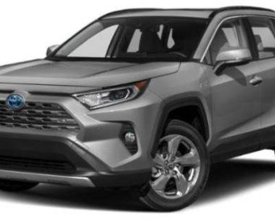2021 Toyota RAV4 Hybrid Limited