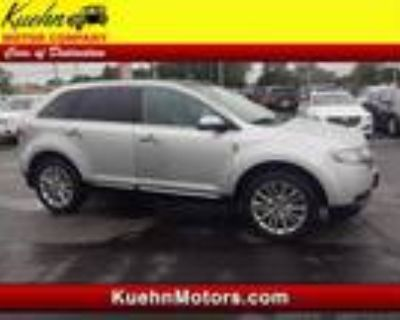 2015 Lincoln MKX Silver, 70K miles