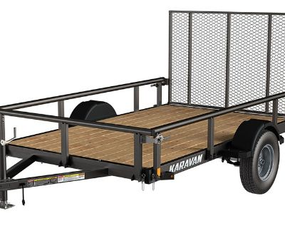 2022 Karavan Trailers 6 x 10 ft. Steel Utility Trailers Hamburg, NY