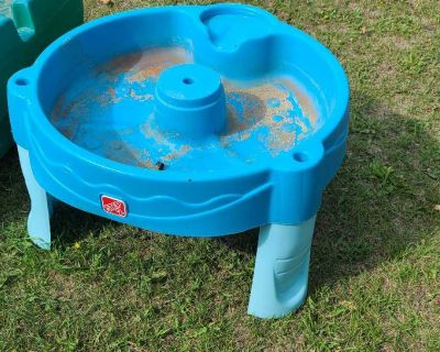 Water or sand table