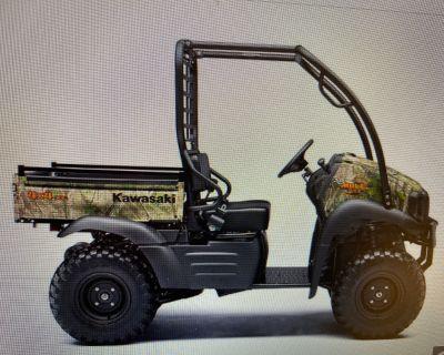 2021 Kawasaki Mule SX 4X4 XC Camo FI Utility SxS Statesville, NC