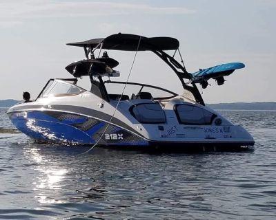 2017 Yamaha Boats 212X