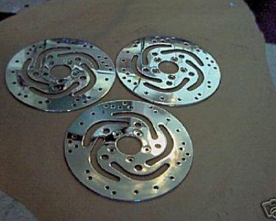 Harley Davidson Brake Rotor Wheel Discs Touring