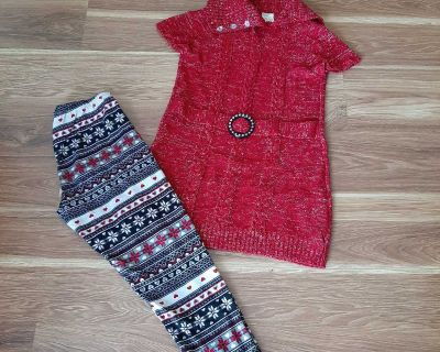 Girl's outfit, 10/12