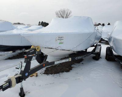 2021 Crestliner 1850 SUPER HAWK Aluminum Fish Boats Kaukauna, WI