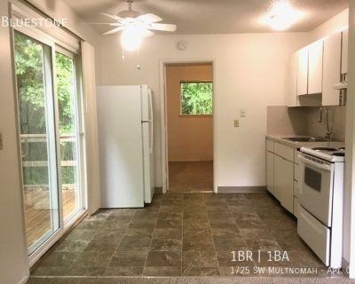 Single-family home Rental - 1725 SW Multnomah