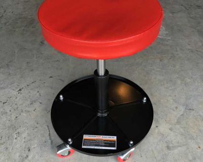 New Pittsburgh pneumatic roller seat