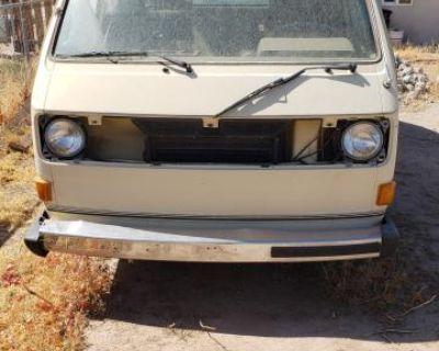 1982 VW Vanagon Westfalia (Pop-Top)
