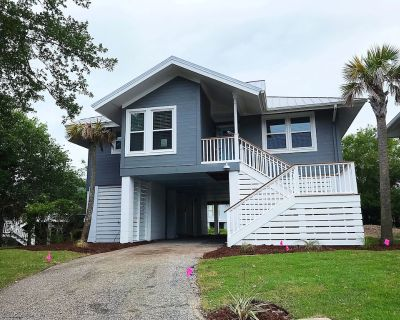 Sea Salt Cottage - Steps from the Beach, Perfect for a Family Beach Vacation - Isle of Palms