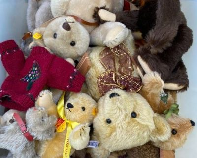 Steiff Bears and so much more!