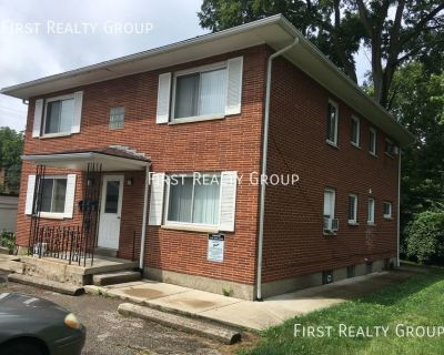 1 Bedroom Upstairs Apartment for Rent, Move in Ready!
