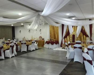 Elegant Banquet Hall Event Space, Orlando, FL