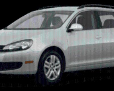 2013 Volkswagen Jetta TDI SportWagen DSG