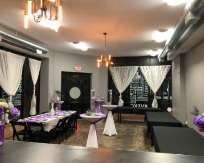 Historic Downtown District Venue available for Corporate Meetings & Retreats, Grandview, MO