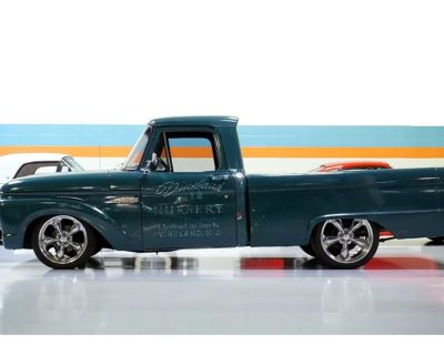 1966 Ford F100