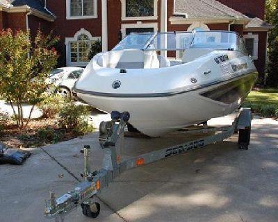 2008 Seadoo Challenger 180 Jet Boat