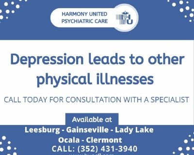 Best Psychiatric Care in Clermont