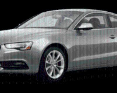 2013 Audi A5 Premium Plus Coupe 2.0T quattro Automatic