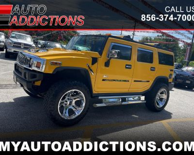 Used 2003 HUMMER H2 4WD 4dr SUV Luxury
