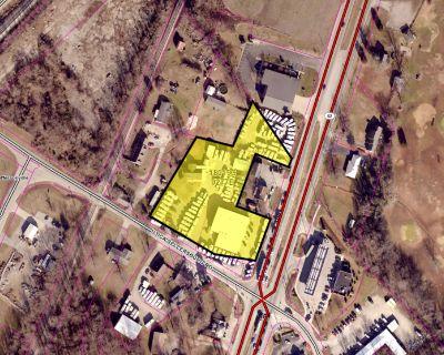 2.5 acres Hwy 62 @ Utica-Sellersburg Rd