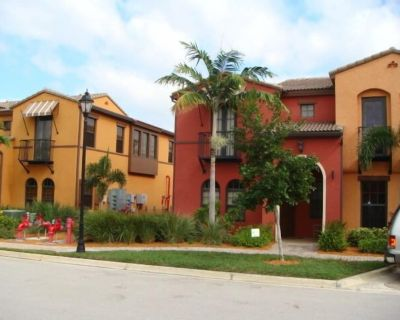 3BR on a Quad in Paseo Community - Fort Myers