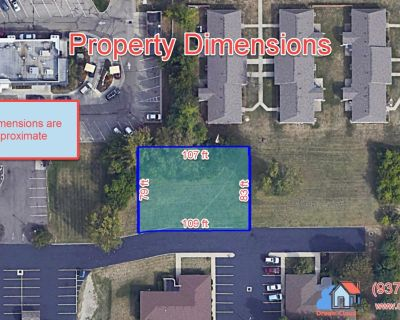 2 Lots for Sale in Dayton, OH