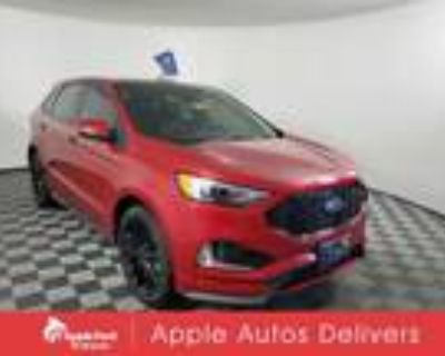 2020 Ford Edge Red, 4K miles