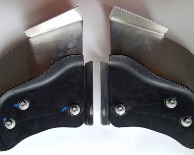 Brake Air Deflector Vanes for PP1/2 cars