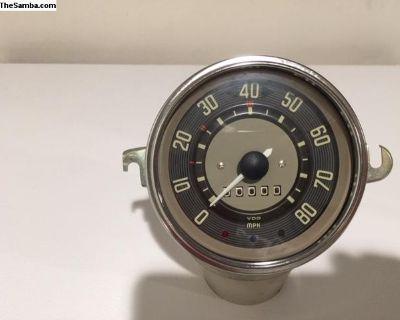 Split window Speedo Bus speedometer 1967 (1963-67)