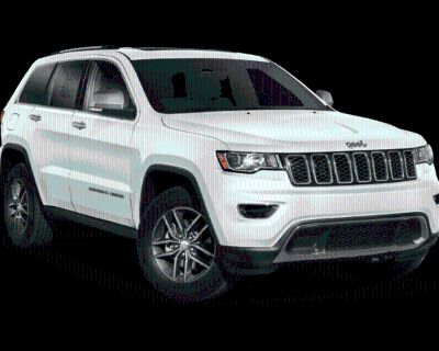 New 2021 Jeep Grand Cherokee 80th Anniversary with Navigation & 4WD