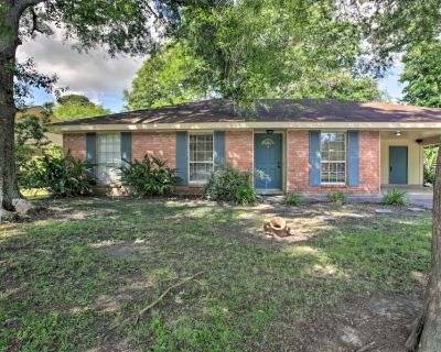 Luxe Cajun Home in Bayou Country, Near River Ranch - Lafayette