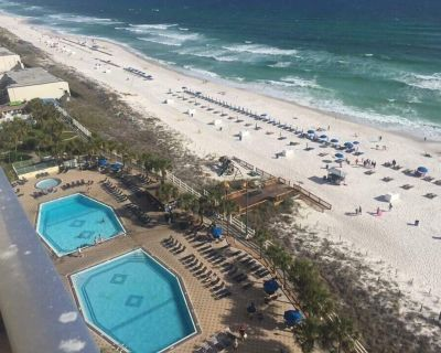 Plan your vacation in this upgraded renovated beach front 2-Bedroom Condo - Panama City Beach