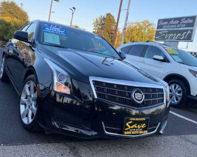 2013 Cadillac ATS Standard