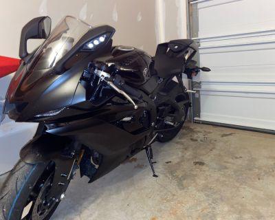 2020 Yamaha YZF