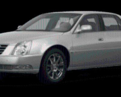 2008 Cadillac DTS 1SA