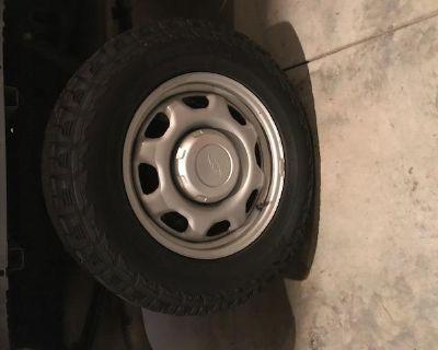 F 150 Rims, Tires, Centercaps, Paint