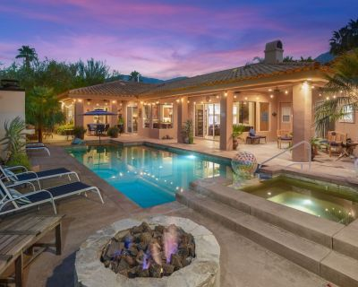 Luxury South Palm Springs Andreas Canyon 5 Bedroom 6.5 Bath - Casita, Pool, Spa - Palm Springs