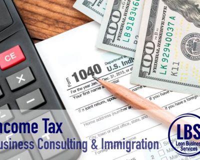 Tax preparation Miami - Business consulting services Miami - Tax immigration
