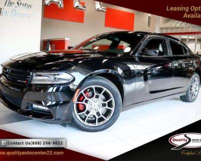 2017 Dodge Charger SXT AWD Nav, Sunroof, Driver Assist 19'' Wheels Bl