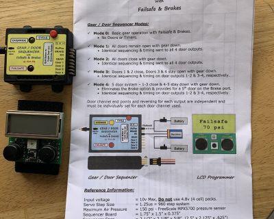 Gear/Door Sequencer