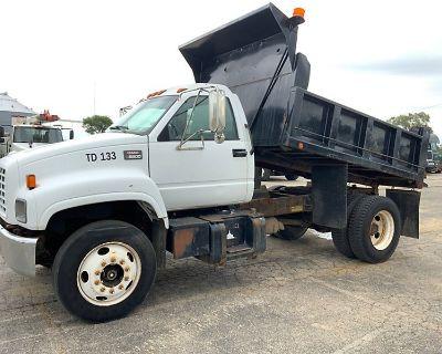 2000 GMC C6500 Dump Trucks Truck