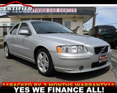2009 Volvo S60 4dr Sdn 2.5T FWD
