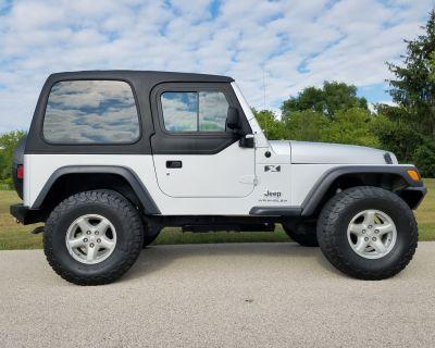 2003 Jeep Wrangler X Other Big Bend, WI