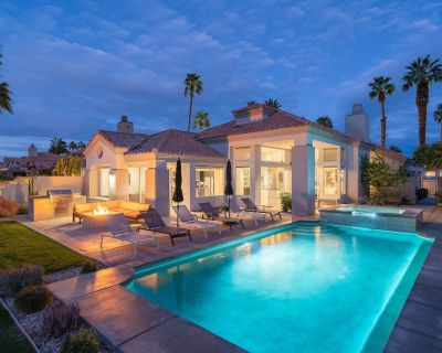 Remodeled Luxury 3-bedroom/suite Home On 15th Tee of Palmer Course-pga West - La Quinta