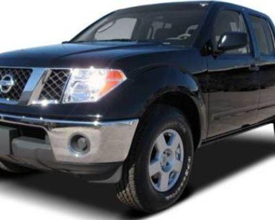 2008 Nissan Frontier NISMO