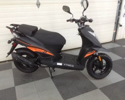2021 Kymco Super 8 50X Scooter Hutchinson, MN