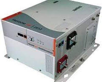 NEW - Xantrex 2000 Watt Inverter & Control Panel