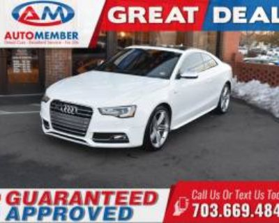 2014 Audi S5 Premium Plus Coupe Automatic