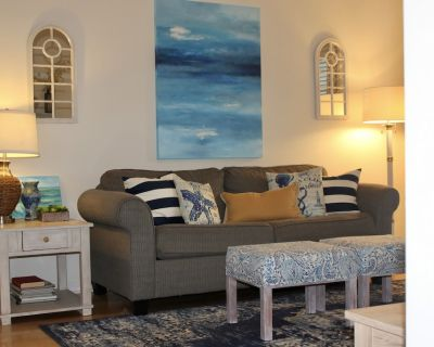 Beautiful Dog Friendly First Floor Condo Between Lewes and Rehoboth Beach - Lewes