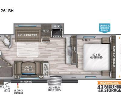 2021 Grand Design Transcend Xplor 261BH